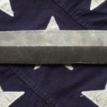 Confederate Double D-Guard Bowie Knife